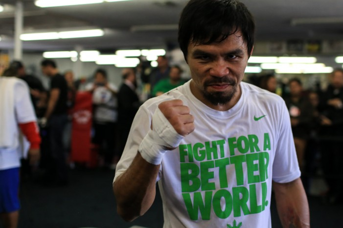 Heartwarming Story of Manny Pacquiao: Abject Poverty to World Champion