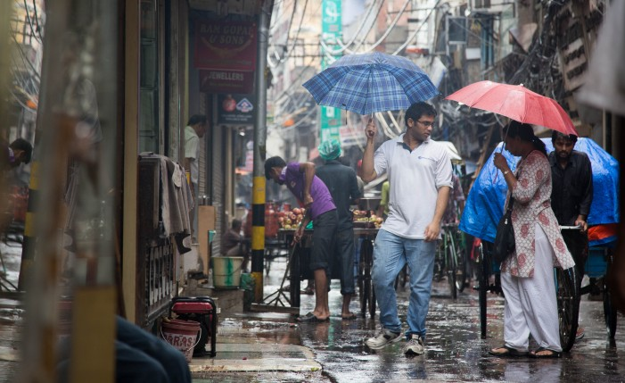 Heat Wave in India Kills 2,000 Before Drizzle of Relief in Few Regions