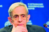 'A Beautiful Mind' Mathematician John Nash and Wife Die in Car Wreck