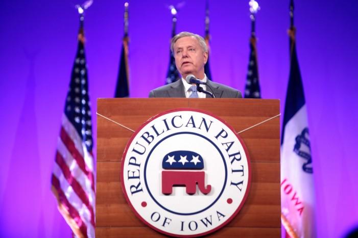 Lindsay Graham and His Bid for Presidency