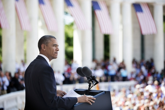 Memorial Day and President Obama Bring Negative Feelings