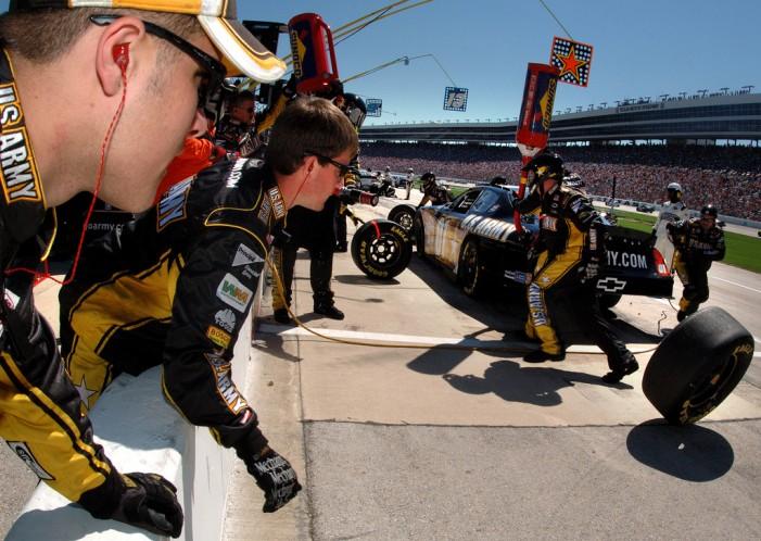 NASCAR's Fedex 400 Benefiting Autism Speaks