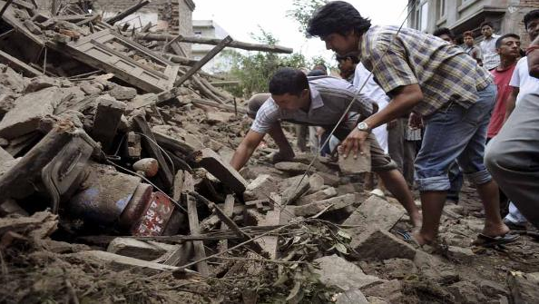 Nepal Is Devastated by Another Earthquake