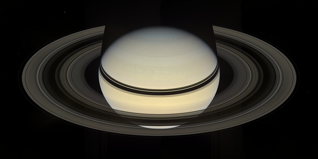 Saturn's Moon Shows Signs of Life