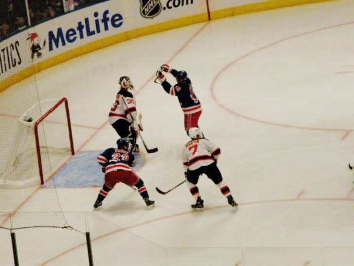 Rangers' Stanley Cup Excitement Extinguishes the Lightning's Spark