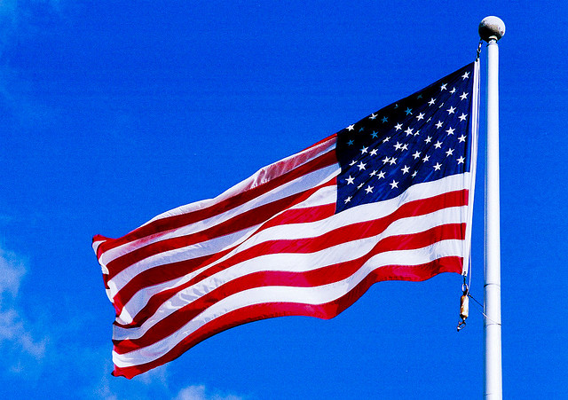 American Flag Is Not Allowed Says School Officials!