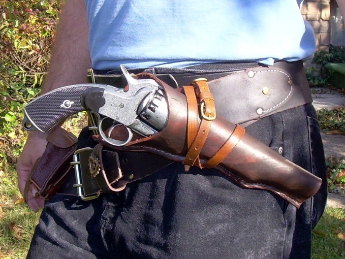 Texas Open Carry May Tempt the Mentality of Die-Hard Gunslingers