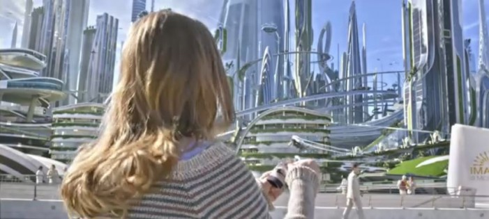 NASA and SpaceX Light Years Away From 'Tomorrowland' Movie Plot?