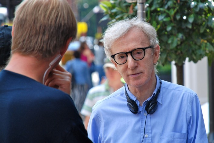 Woody Allen Does Not Know Computers and Regrets Signing Amazon Series