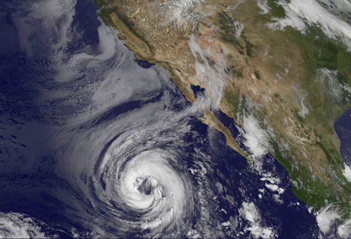 Tropical Storm Andres First of 2015, Will Intensify to Hurricane