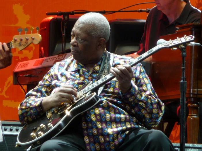 Blues Legend BB King Dead at 89