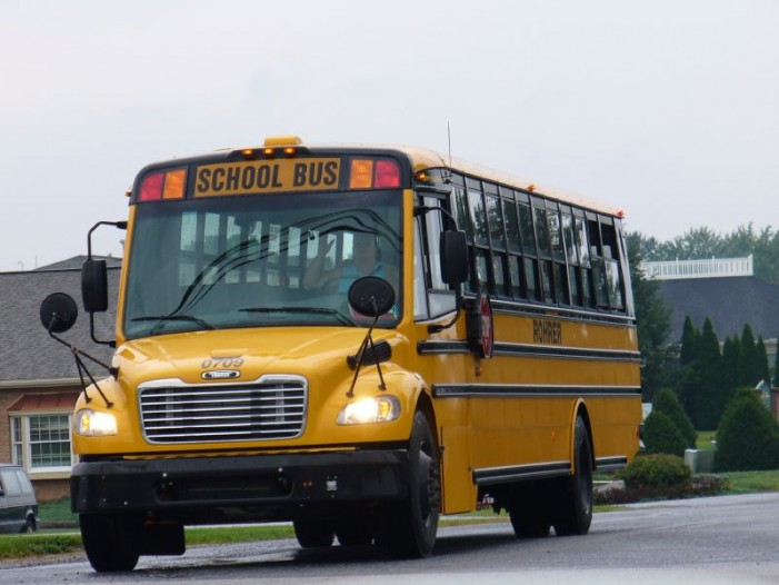 School Bus Driver in Arizona Locks Kids Inside