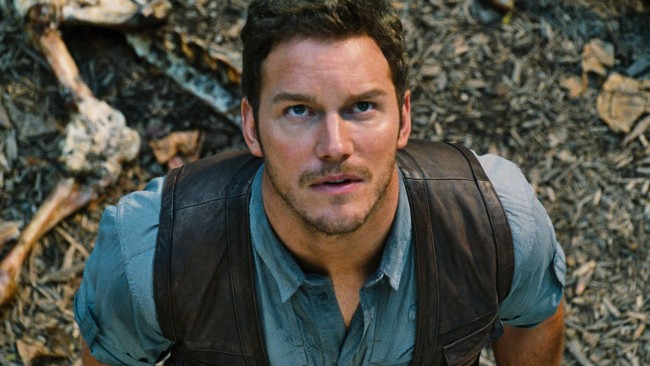 Chris Pratt Says Some Dumb Things for Being Star-Lord