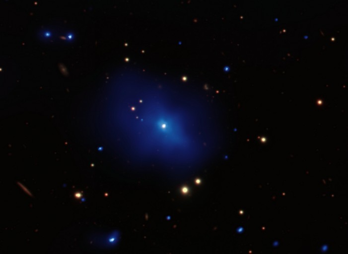 Galaxy Discovered to Be Oldest in Universe