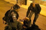 Blacks Protesting Police Brutality – in Israel