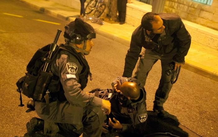 Blacks Protesting Police Brutality – in Israel