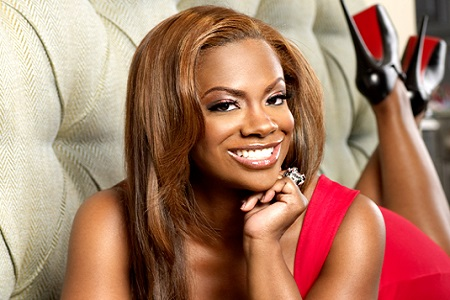 'RHOA' Kandi Burruss Tucker Is Finally Pregnant