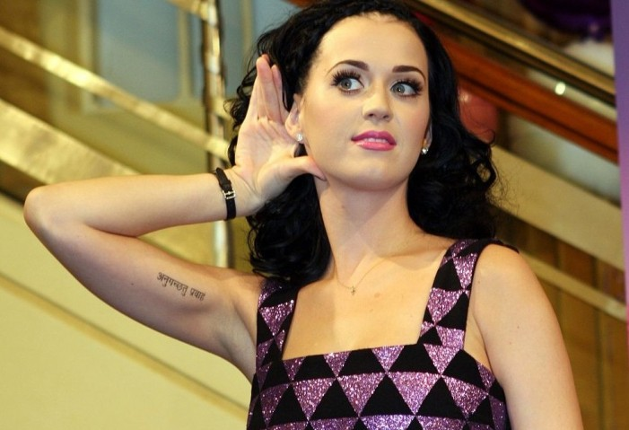 Katy Perry Wants Her Music to Talk for Her