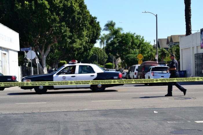 LAPD Officers Shoot and Kill Unarmed Man in Venice, California