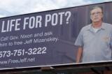 Pot Poster Boy for More Missouri Misery