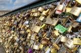 Paris Love Locks C'Est Fini