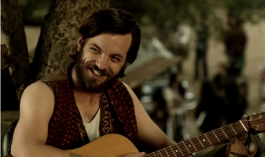 'Aquarius' Gethin Anthony May Be No Match for Manson