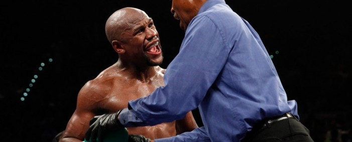 Floyd Mayweather Jr. Loses the War After Winning the Battle of the Century Against Manny Pacquiao