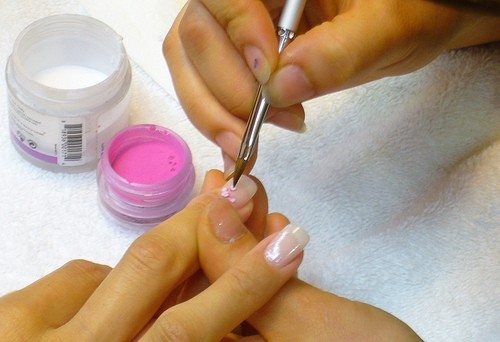 New york tries to nail salons guardian liberty voice for Acrylic nail salon nyc