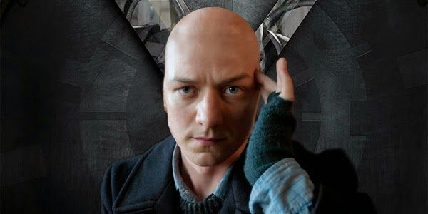 James McAvoy Gets Head Shaved for X-Men Role