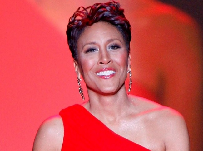 Robin roberts on positioning oneself for success at emerson graduation