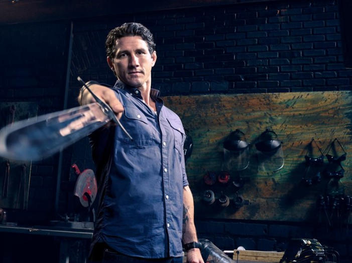 History Channel Presents New Competition Series 'Forged in Fire' [Video]