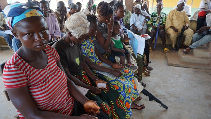 Ebola Virus Spreading From Escaped Quarantine Patients and Burial Rituals