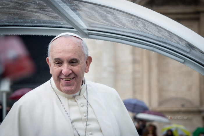 Pope Francis Has No Love for God's Gift of Cannabis