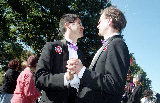 Same-Sex Marriage Is Now Legal Nationwide