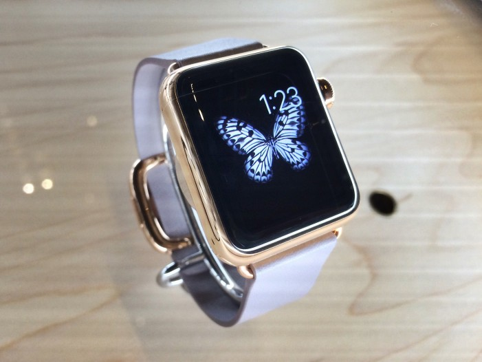 Apple Watch Bound to Boosts Apple Inc. Sells