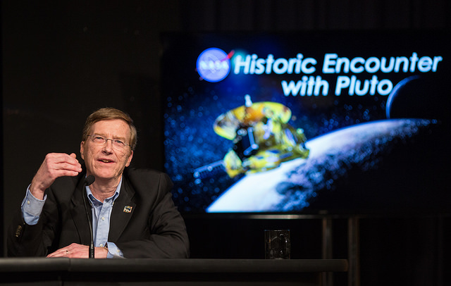 NASA Allowing the Pluto Experience