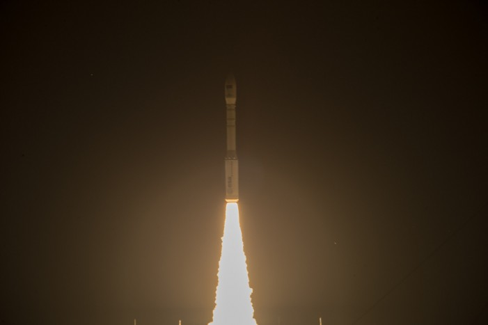 Hi-Tech Satellite Has Been Launched by European Space Agency