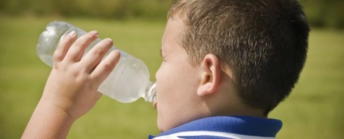 Children Not Drinking Enough