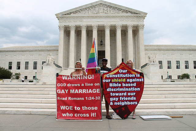 What Does Marriage Equality Mean for the Christian Faith?