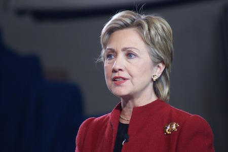 Hillary Rodham Clinton Is the Best-Known Stranger