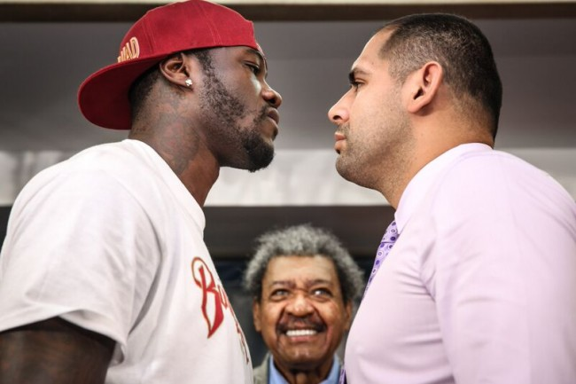 Wilder and Molina Will Fight for Heavyweight Title Saturday
