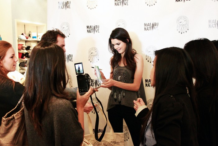 Kendall Jenner Gets AIDS Awareness From Marc Jacobs