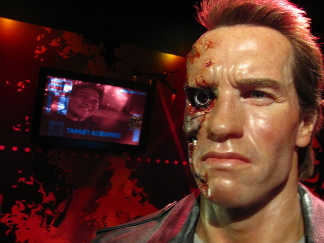 'Terminate' Stuff With Schwarzenegger for Good Cause