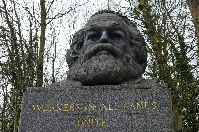 'Why Marx Was Wrong' by Lawrence Eubank Ably Refutes Marx