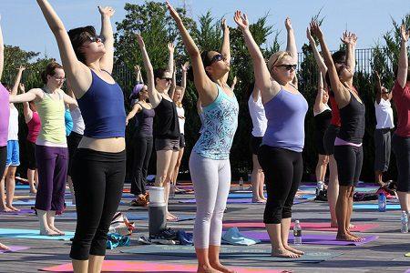 New Study Confirms Yoga Heals
