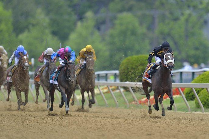 Belmont Stakes' American Pharaoh Wins Triple Crown