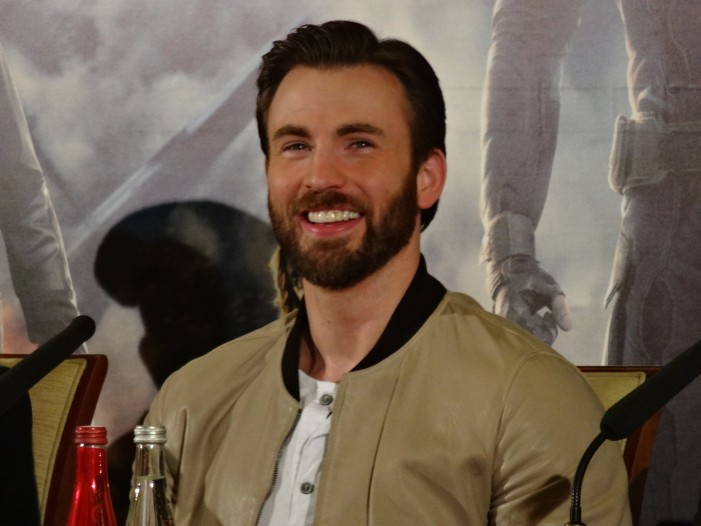 Chris Evans Retires From the Silver Screen