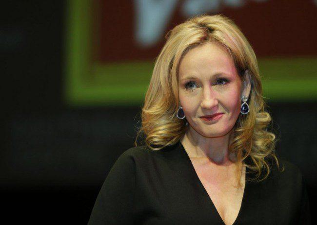 J.K. Rowling Spills Bertie Botts Beans About an American Hogwarts