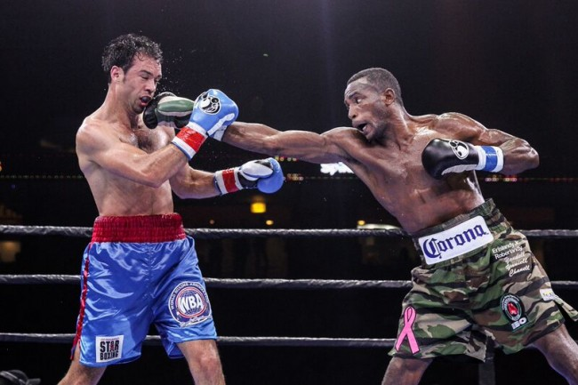 Lara Wins Over Rodriguez by Unanimous Decision in 12 Rounds