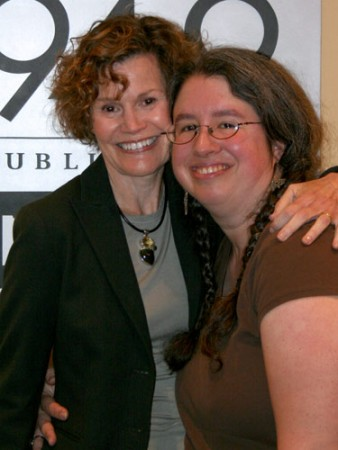 Judy Blume Wrongly Shamed for Breaking Taboos inline